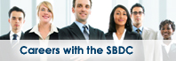 Careers with the SBDC